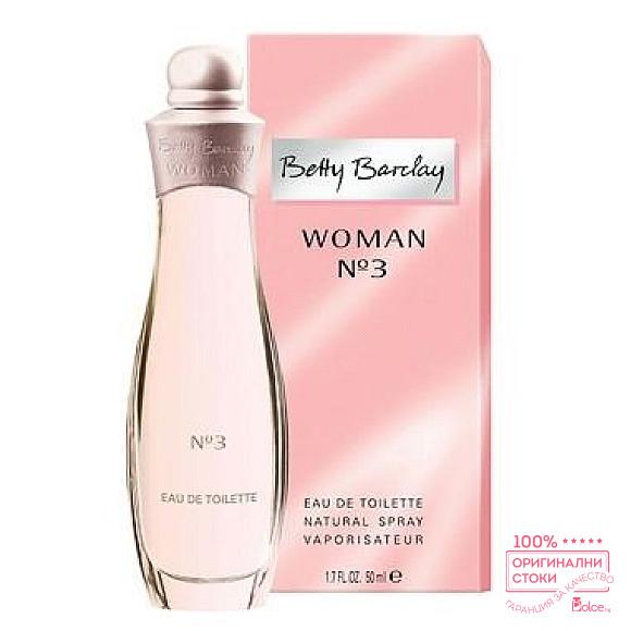 Betty Barclay №3 парфюм за жени EDT