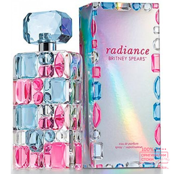 Britney Spears Radiance EDP - дамски парфюм