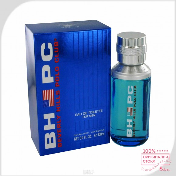 Beverly Hills Polo Club Sport EDT - тоалетна вода за мъже
