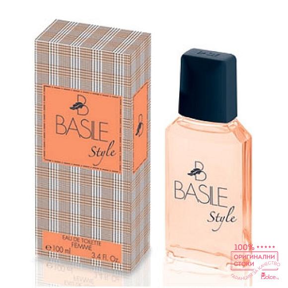 Basil Style дамска тоалетна вода