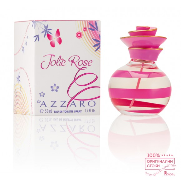 Azzaro Jolie Rose EDT - тоалетна вода за жени