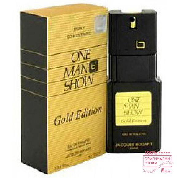 Bogart One Man Show Gold EDT - тоалетна вода за мъже