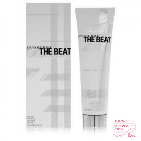 Burberry The Beat  душ гел за жени