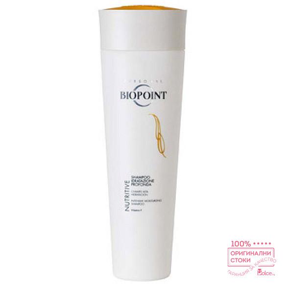 Biopoint  Подхранващ шампоан за коса