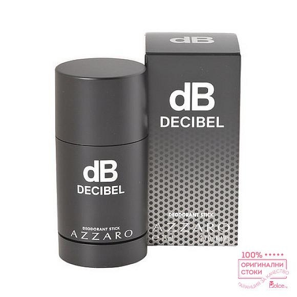 Azzaro Decibel - дезодорант стик за мъже