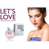 Benetton Let`s Love EDT - тоалетна вода за жени