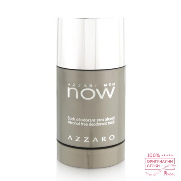 Azzaro Now - дезодорант стик за мъже