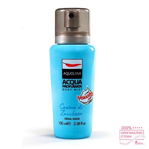 Aquolina X-moothies Cream Sugar Спрей за тяло