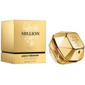 paco rabanne lady million absolutely gold edp - чист дамски парфюм
