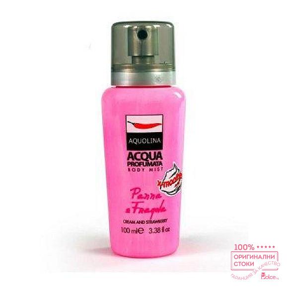 Aquolina X-moothies Cream Strawberry Спрей за тяло