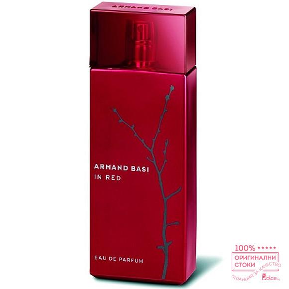 Armand Basi In Red Дамски парфюм без опаковка без опаковка