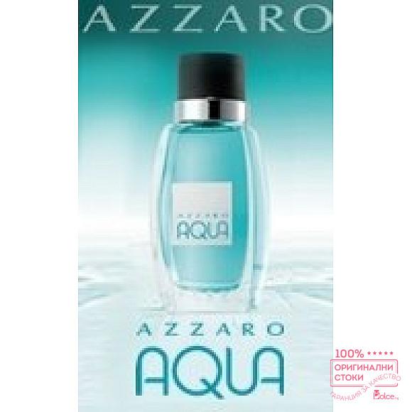 Azzaro Aqua EDT - тоалетна вода за мъже без опаковка