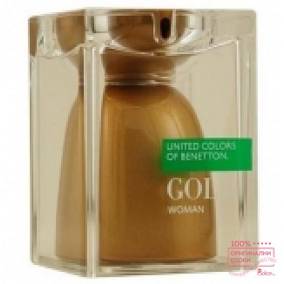 Benetton Gold EDTаромат за жени без опаковка