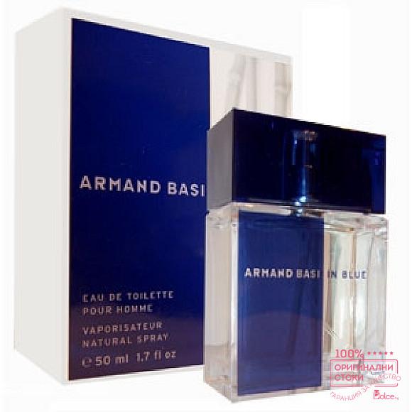 Armand Basi Blue EDT - тоалетна вода за мъже