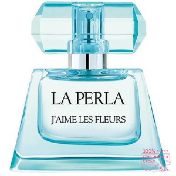 La Perla J`aime Les Fleurs EDT - тоалетна вода за жени без опаковка