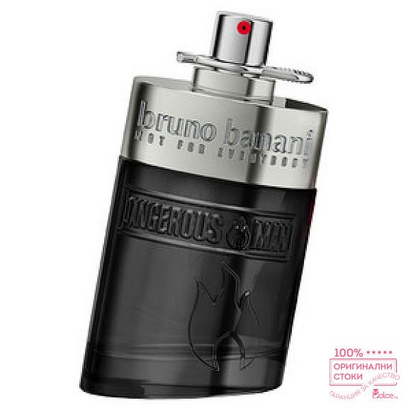 Bruno Banani Dangerous Тоалетна вода за мъже без опаковка