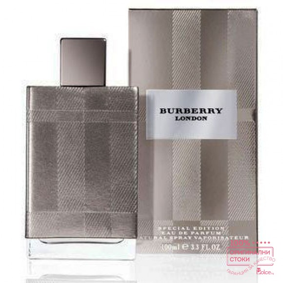 Buberry London Special Edition 2009 - дамски парфюм