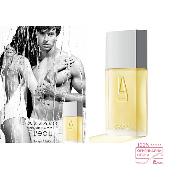 Azzaro Pour Homme L`eau EDT - тоалетна вода за мъже без опаковка