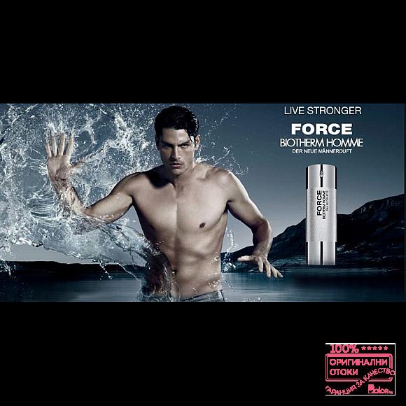 Biotherm Force Homme Тоалетна вода за мъже без опаковка