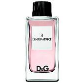 dolce amp; gabbana limperatrice 3 edt - тоалетна вода за жени без опаковка