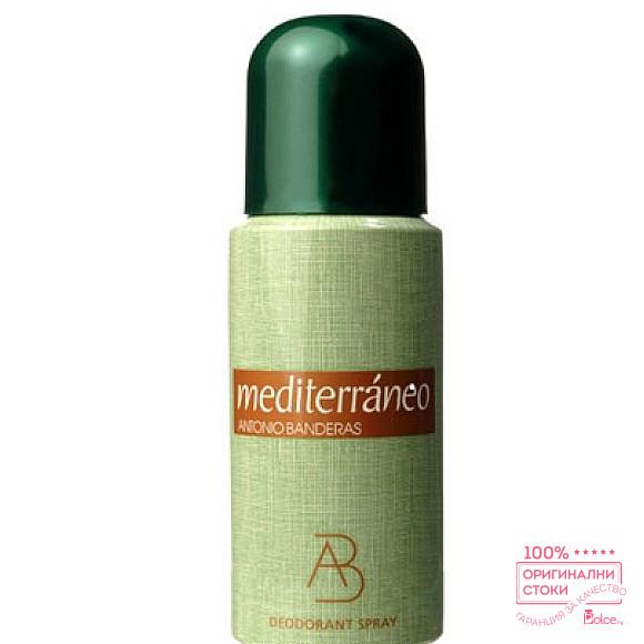 Antonio Banderas Mediterraneo Дезодорант за мъже