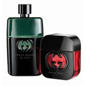 gucci guilty black edt - тоалетна вода за жени