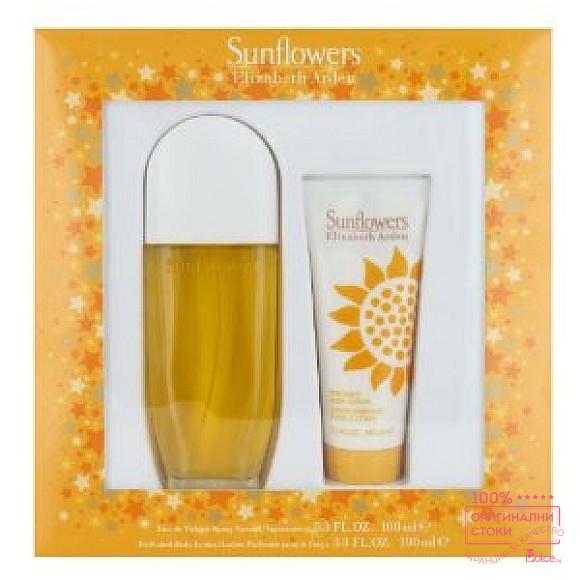 Elizabeth Arden Sunflowers - подаръчен комплект за жени