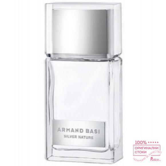Armand Basi Silver Nature EDT - тоалетна вода за мъже без опаковка