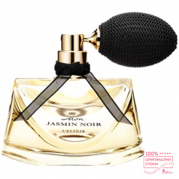 Bvlgari Mon Jasmin Noir L`elixir EDP - дамски парфюм без опаковка
