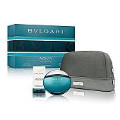 Bvlgari Aqva EDT - подаръчен комплект за мъже