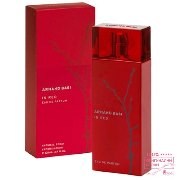 Armand Basi In Red EDP - дамски парфюм