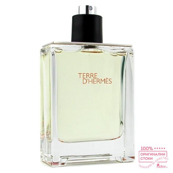 Hermes Terre d`Hermes EDT - тоалетна вода за мъже без опаковка