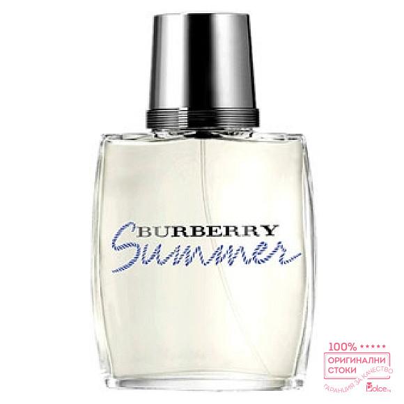 Burberry Summer Eau De Toilette за мъже без опаковка