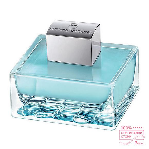 Antonio Banderas Blue Seduction EDT - тоалетна вода за жени без опаковка