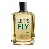 benetton lets fly edt - тоалетна вода за мъже