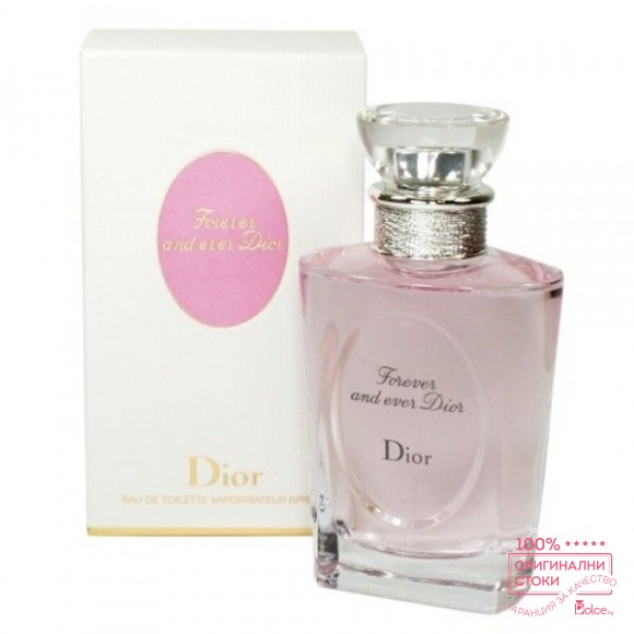 Christian Dior Les Creations de Monsieur Dior Forever and Ever EDT - тоалетна вода за жени