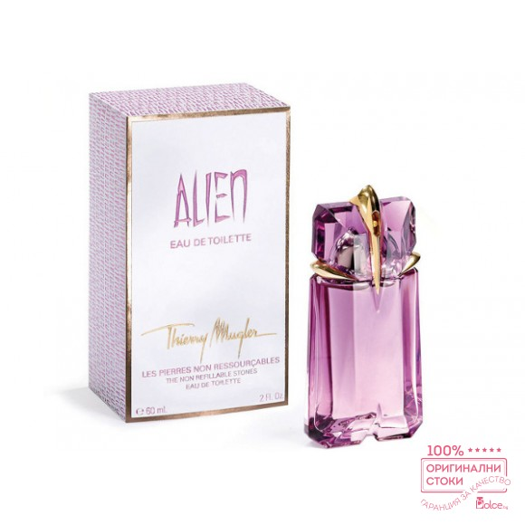 Thierry Mugler Alien EDT - тоалетна вода за жени
