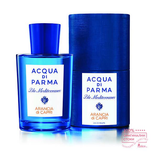 Acqua di Parma Blu Mediterraneo Arancia di Capri EDT - унисекс тоалетна вода