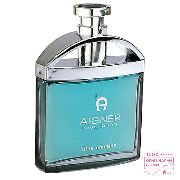 Aigner Blue Emotion EDT - тоалетна вода за мъже без опаковка