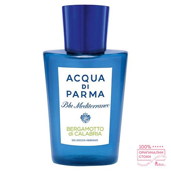 Acqua di Parma Blu Mediterraneo Bergamotto di Calabria Унисекс  душ гел