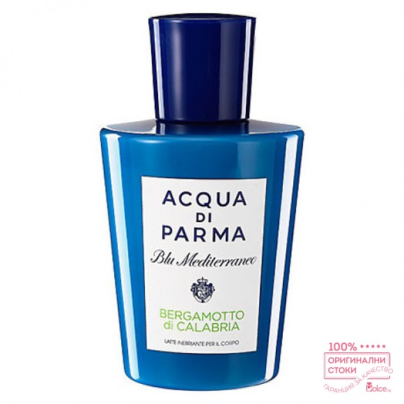 Acqua di Parma Blu Mediterraneo Bergamotto di Calabria - унисекс лосион за тяло