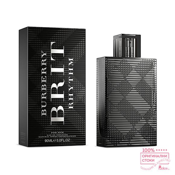 Burberry Brit Rhythm EDT - тoaлетна вода за мъже