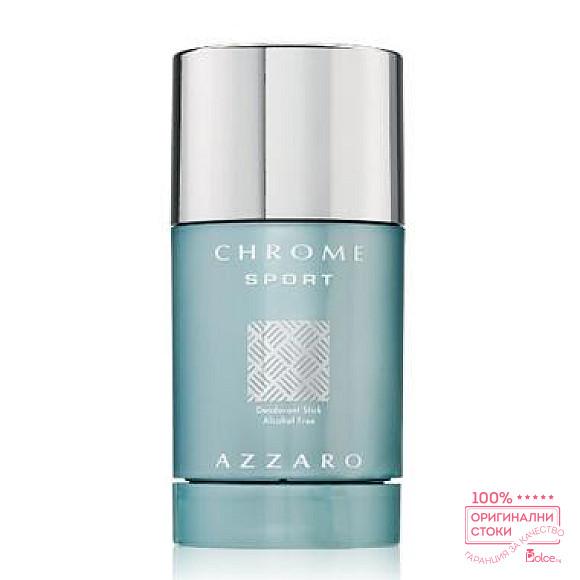 Azzaro Chrome Sport - дезодорант стик за мъже
