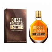 diesel fuel for life spirit edt - за мъже