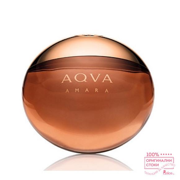 Bvlgari Aqva Amara EDT - тоалетна вода за мъже без опаковка