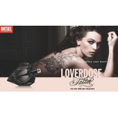 Diesel Loverdose Tattoo EDP - дамски парфюм