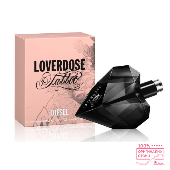 Diesel Loverdose Tattoo EDP - дамски парфюм