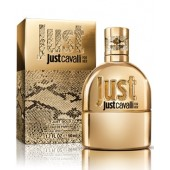 roberto cavalli just gold for her edp - дамски парфюм