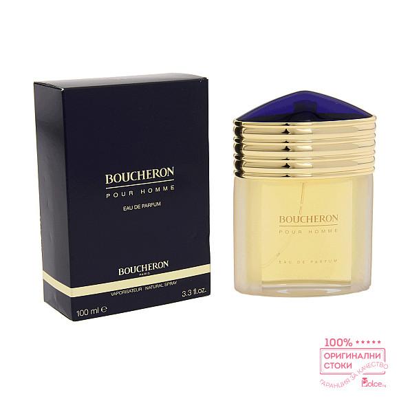 Boucheron Pour Homme EDP - мъжки парфюм