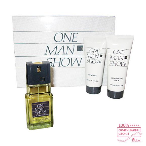 Bogart One Man Show - подаръчен комплект за мъже